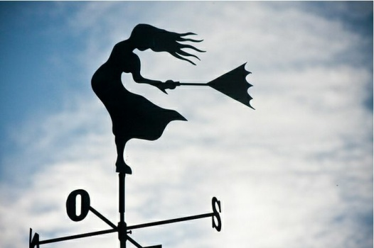 WINDY WINDS WEATHER VANE