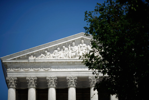 Opponents of gay marriage petitioned the Supreme Court to reverse their ...