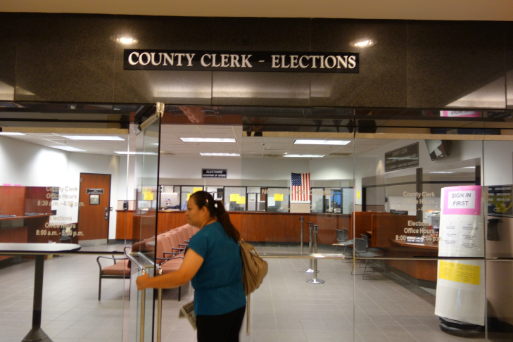 Kern County Registrar of Voters