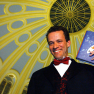 Yann Martel at Man Booker Prize for Fiction 2002
