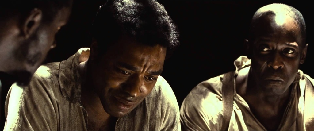 '12 Years A Slave' is based on the true story of one man's fight for survival and freedom. In the pre-Civil War United States, Solomon Northup (Chiwetel Ejiofor), a free black man from upstate New York, is abducted and sold into slavery.