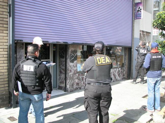 Oaksterdam raid
