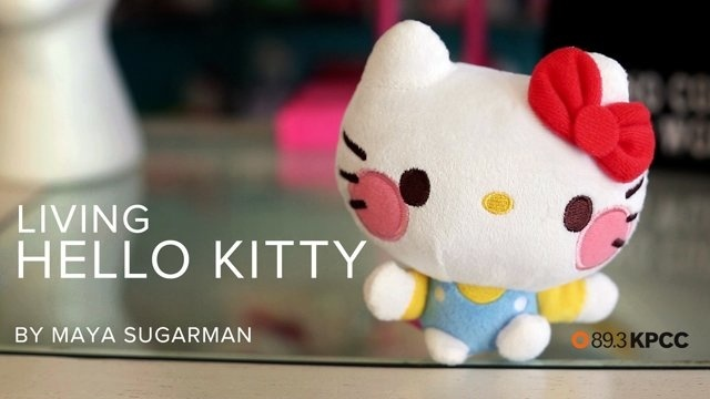 Forty years ago, Sanrio introduced Hello Kitty for the first time on a coin purse in Japan. Now, the two-dimensional cartoon has become one of the most well-known characters in the world. From Hello Kitty weddings to airplanes and tattoos, she has become more than a brand – she's a full-fledged lifestyle and a benchmark of Japanese-American culture. What is it about Hello Kitty that draws so many people to love her?