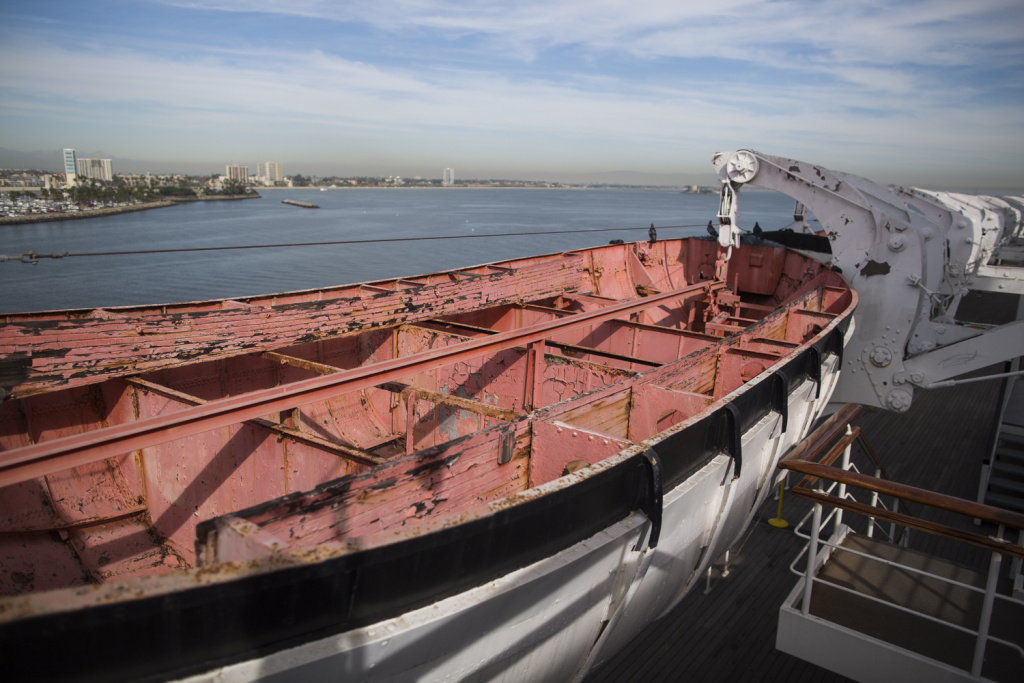 The Long Beach Press-Telegram reported on Monday that the Queen Mary has infrastructure problems that could cost nearly $300 million to repair.
