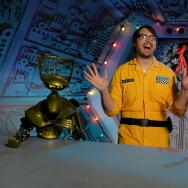 """Mystery Science Theater 3000"" has a new host, Jonah Ray."