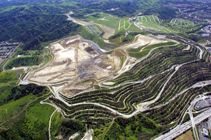 The Puente Hills Landfill will cease dumping on Oct. 31, 2013.