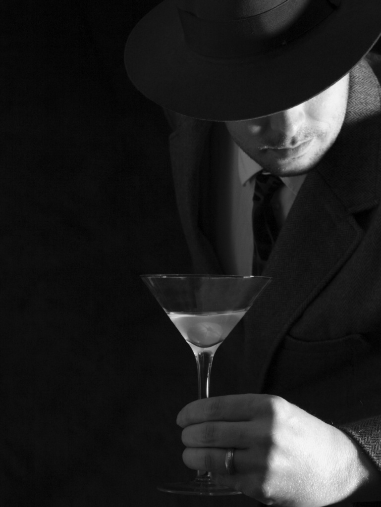 The martini: international drink of mystery?