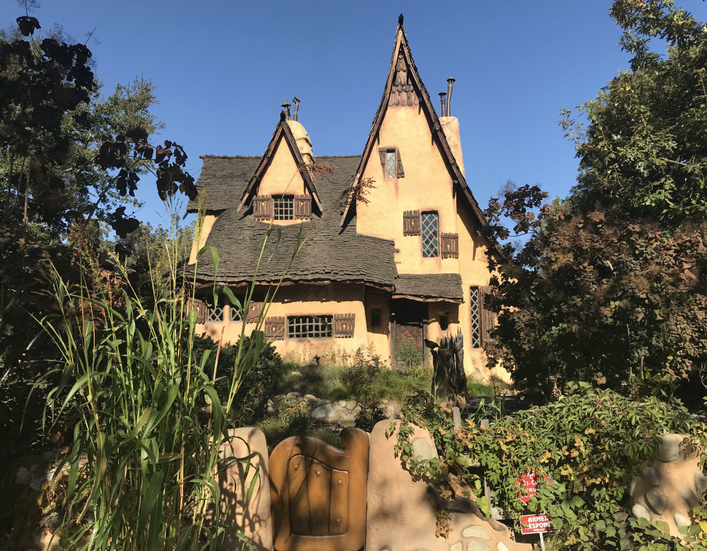 The Beverly Hills Witch House