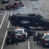 Photos: LAPD holds massive live counter-terrorism drill in