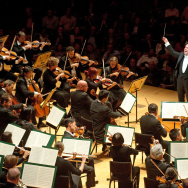 Gustavo Dudamel conducts the LA Philharmonic.