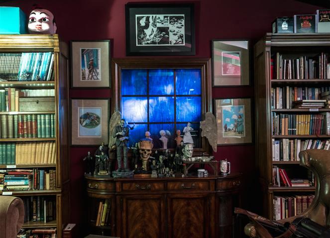the frame174 slideshow bleak house a tour inside