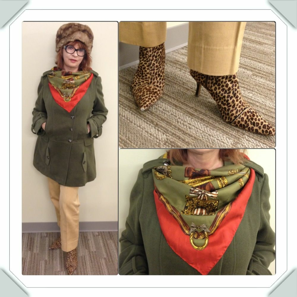 Patt Morrison's outfit for Jan. 30, 2013.