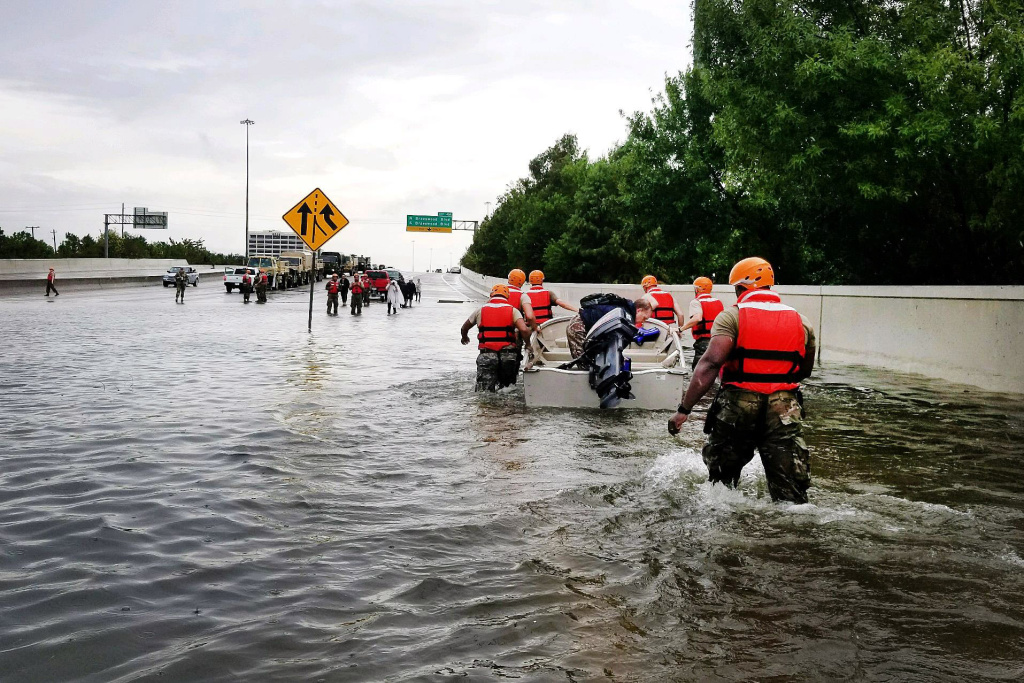 40 inches of rain in Texas? It's happened before