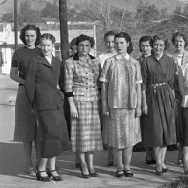 "The ""rocket girls"" of the Jet Propulsion Laboratory"