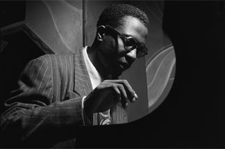 Thelonious Monk, Minton's Playhouse, New York City, circa September 1947.