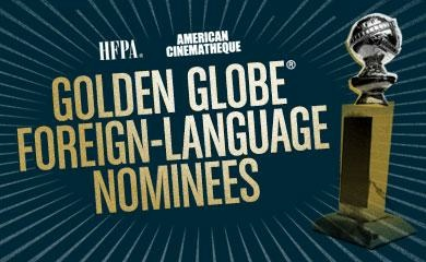 Golden Globe Foreign-Language Nominees Panel Discussion