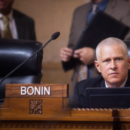 Los Angeles City Councilman Mike Bonin