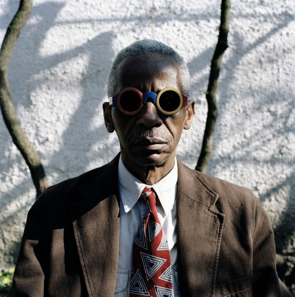 Roscoe Mitchell, one of the featured performers. (Image: courtesy Angel City Jazz Festival)