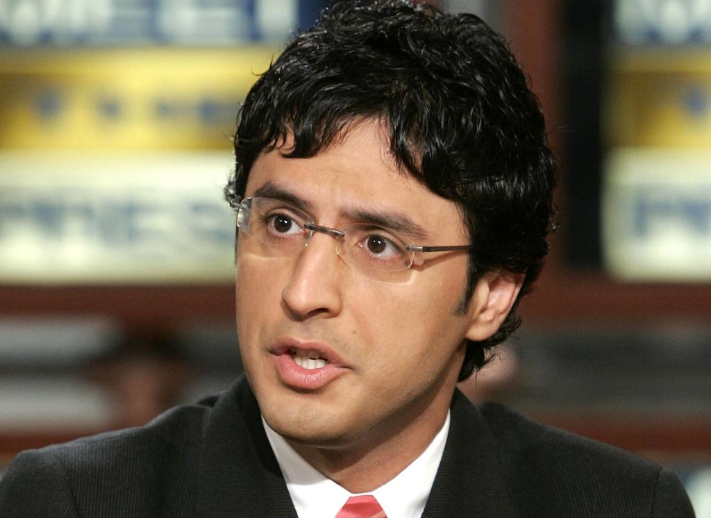 Reza Aslan, author of