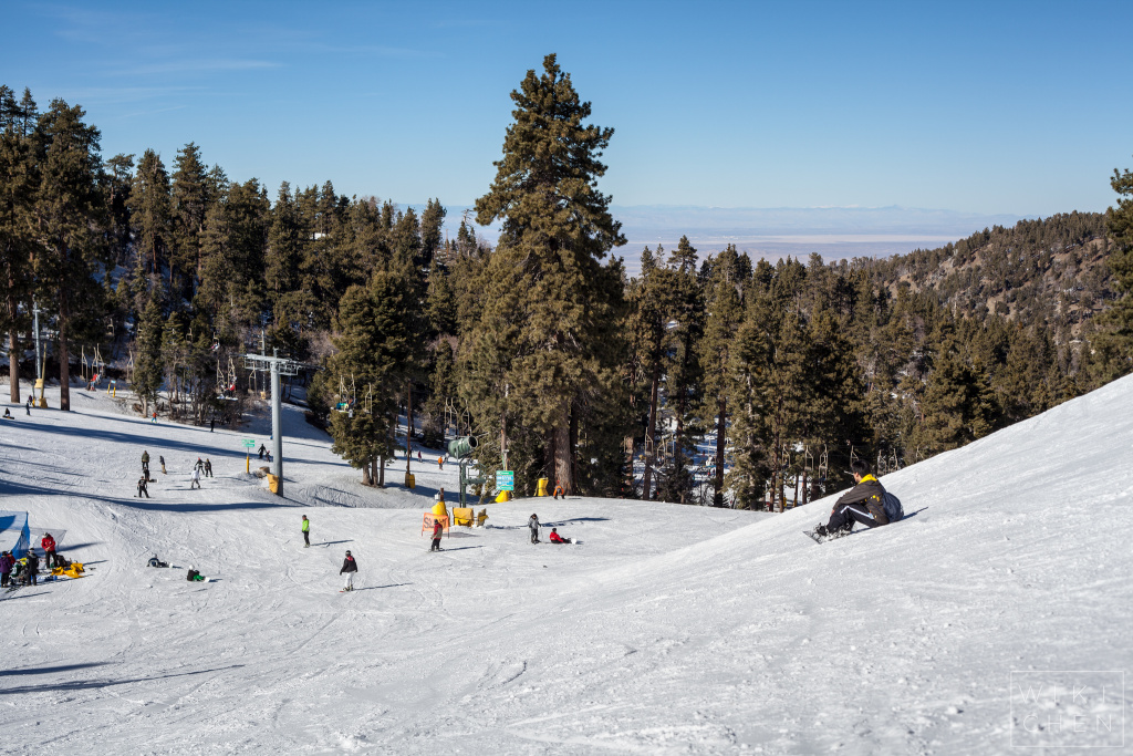 Mt. High ski resort is closing Monday as it waits for new snow to fall in SoCal amidst a so-far dry El Niño season.