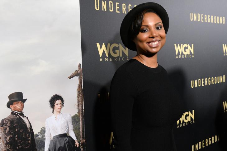 Writer Misha Green attends WGN America's