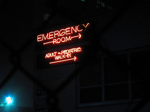 Emergency care grows in demand as emergency rooms run the risk of closing.