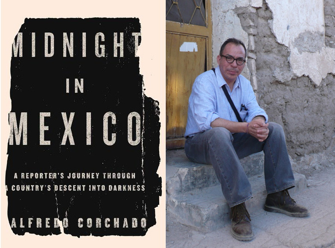 Alfredo Corchado journalist and author of