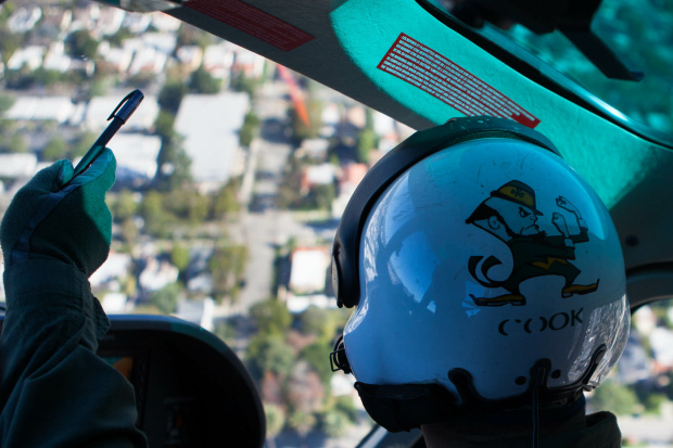 LAPD helicopter force by the numbers