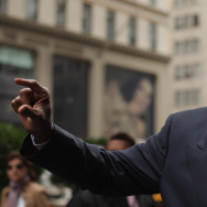 Herman Cain Meets With Donald Trump In New York