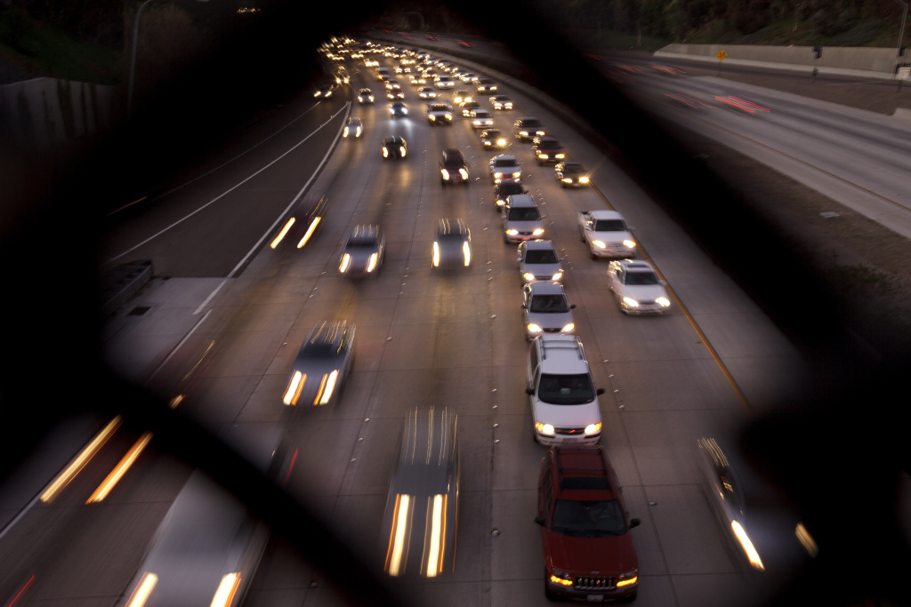Cheaper gas prices are one of the factors fueling record-level SoCal holiday travel, according to the AAA.