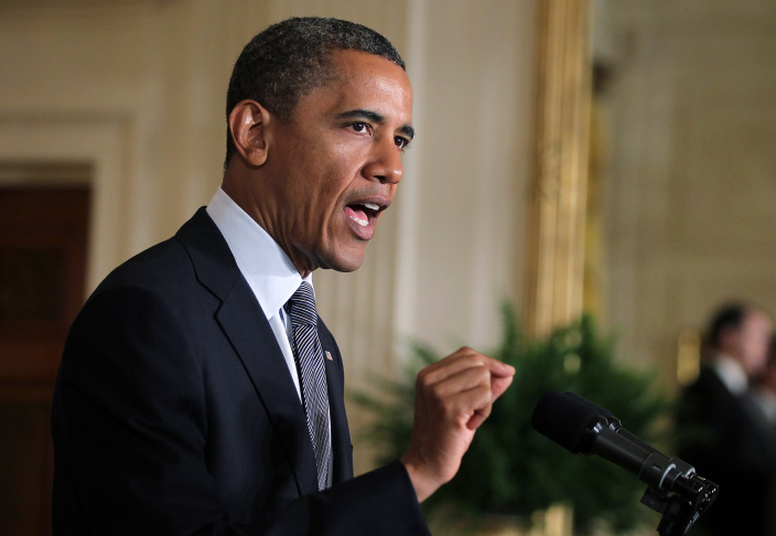 Obama Urges Congress To Extend Middle Class Tax Cuts