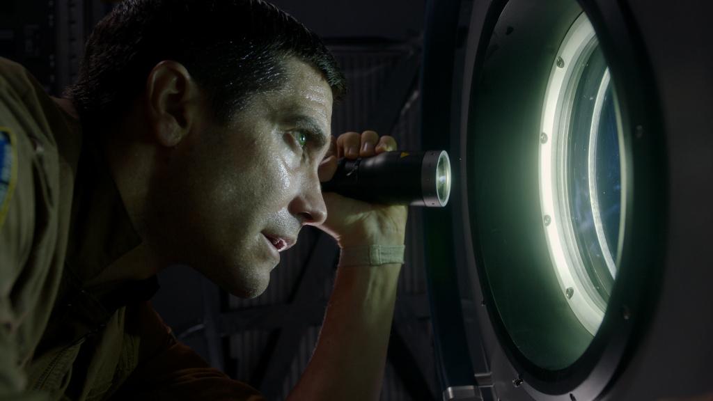Jake Gyllenhaal stars in 'LIFE.'