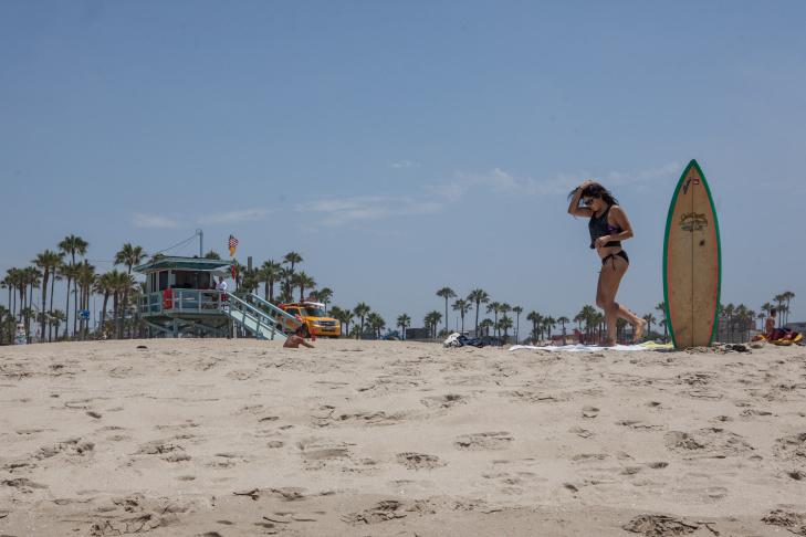 Beach Erosion / Sand