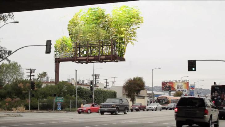 Rendering of Stephen Glassman's Urban Air project.