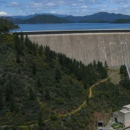 Shasta Lake is the largest reservoir in California.