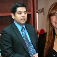 Raul Ruiz and Mary Bono-Mack