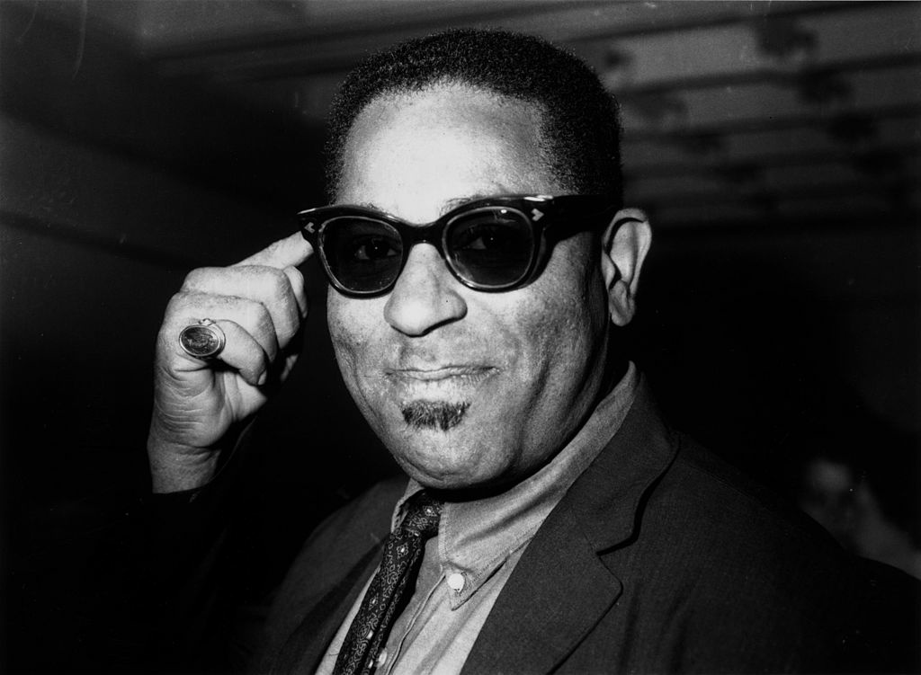Trumpeter Dizzy Gillespie kicked off his tongue-in-cheek run for president in 1964, right here in Los Angeles
