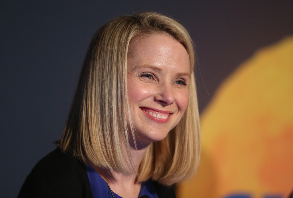 Should leaders in the tech industry like Yahoo CEO Marissa Mayer do more to encourage more women?