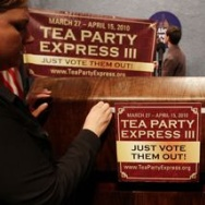 What's your take on the Tea Party?