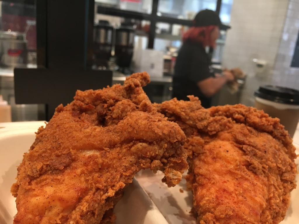 Astro's fried chicken