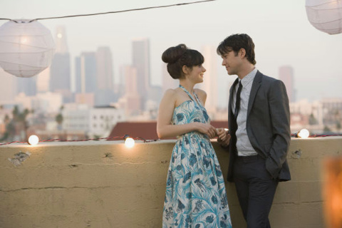 Screen grab from 500 Days of Summer