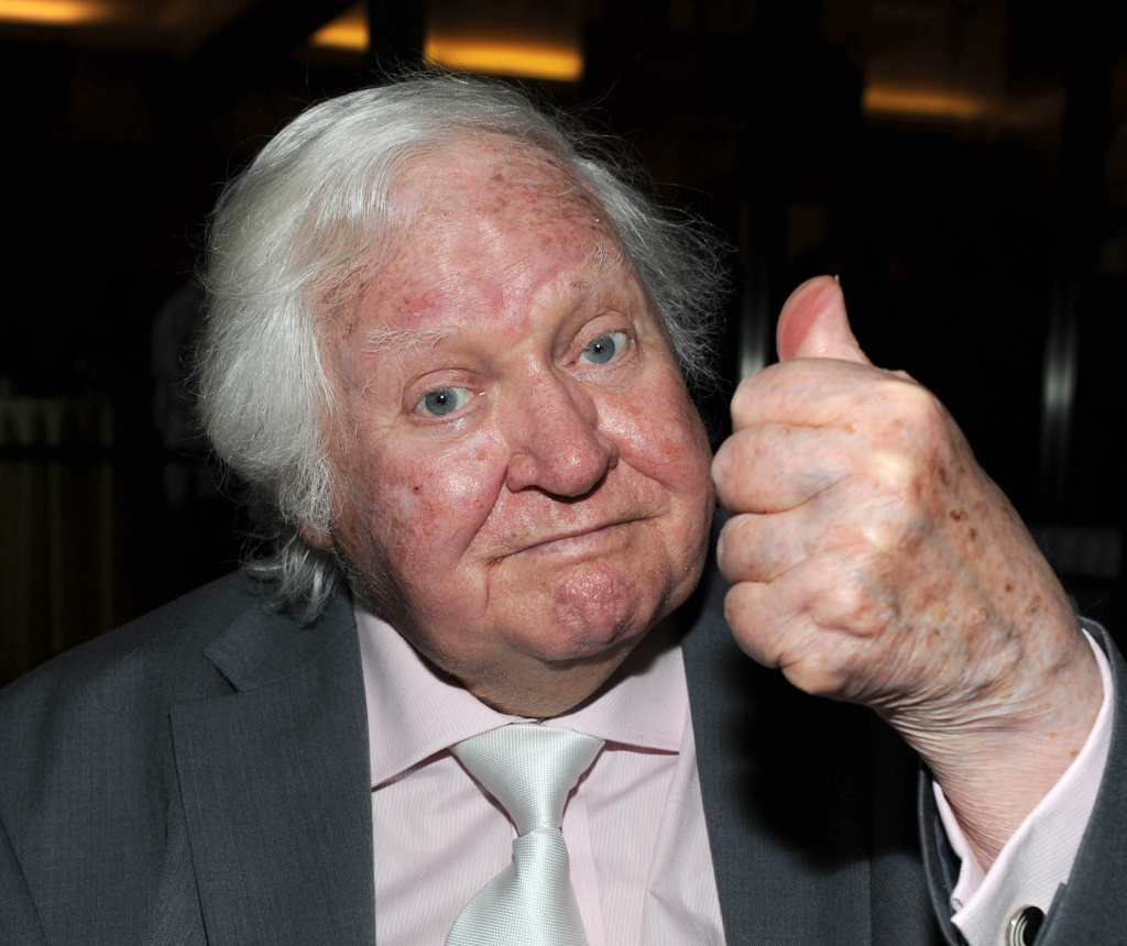 Director Ken Russell attends the Academy of Motion Picture Arts and Sciences presents the 35th Anniversary of The Who's