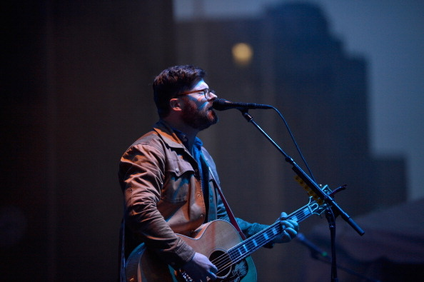 The Decemberists' Colin Meloy.