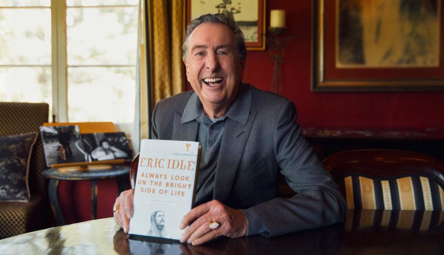 Former Monty Python member Eric Idle has written a memoir, of sorts.