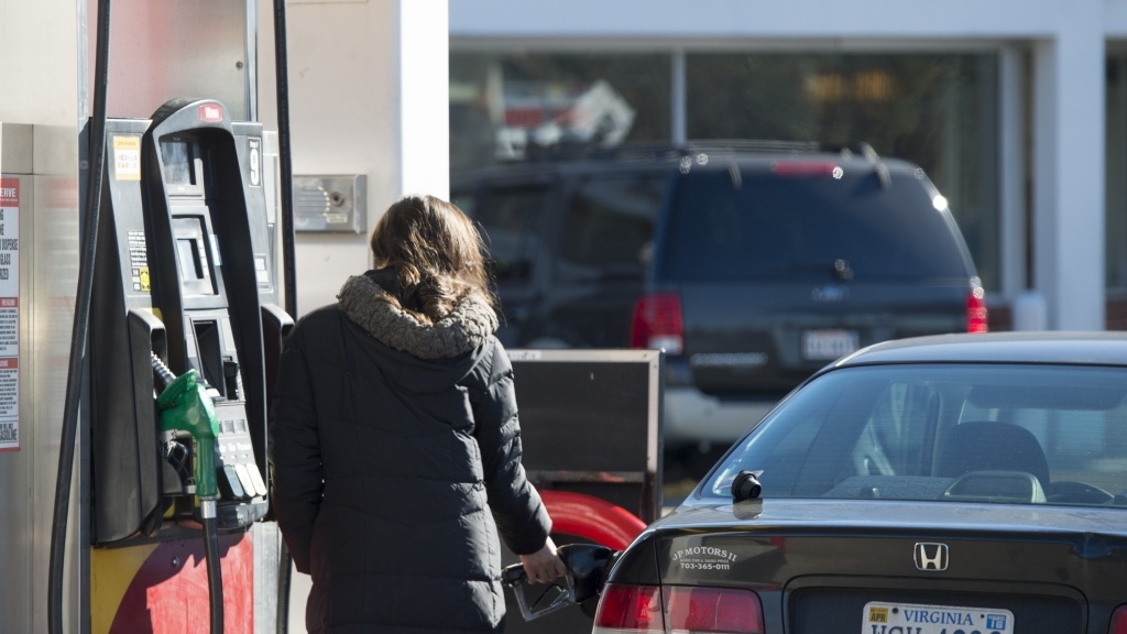 New gas taxes will show up in gas prices starting in November.