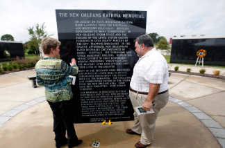 It's been 5 years since Hurricane Katrina hit the Gulf Coast, devastating New Orleans