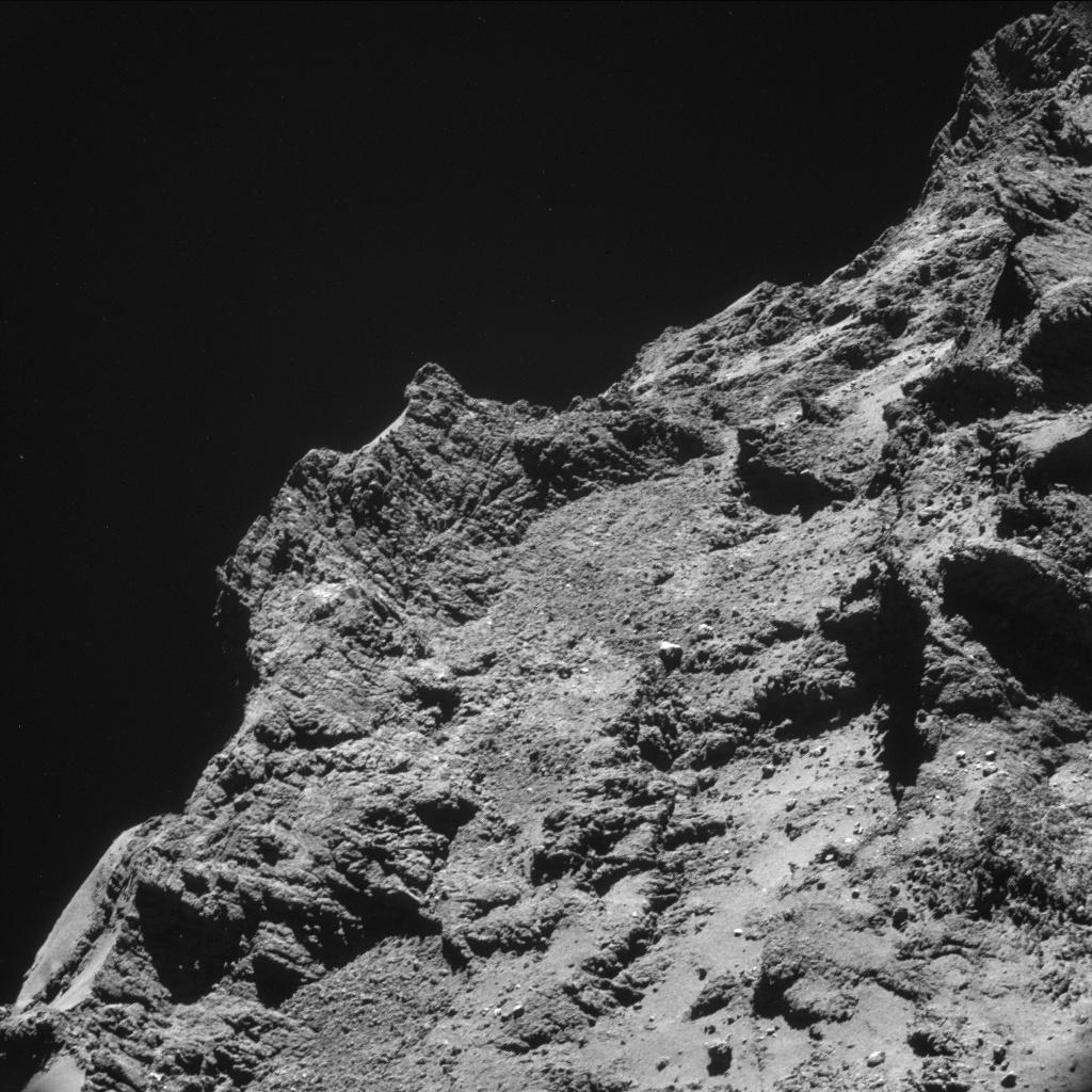 rosetta asteroid landing ocean - photo #19