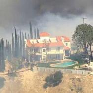 Granada Hills Fire
