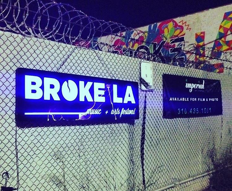 Broke LA in 2016.