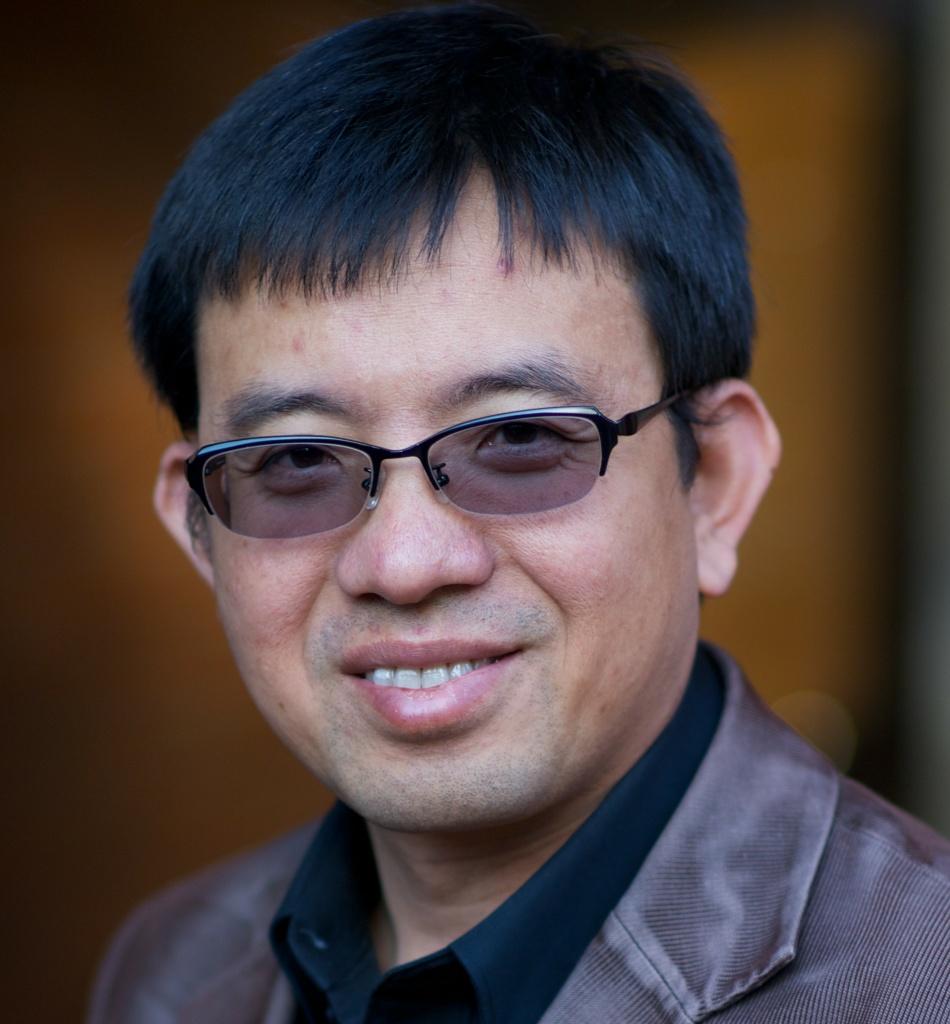 Slain USC professor Bosco Tjan.